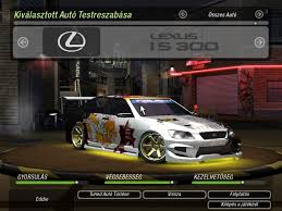 tuned lexus is300 lexus is300 by robi13 need for speed underground 2 nfscars