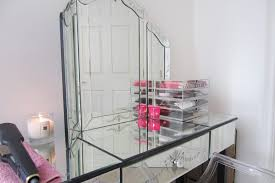 Acrylic Vanity Table White Vanity Table With Mirror Acrylic Dressing Chairs Creative
