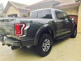 Ford Raptor Rims - new owners report my 2017 ford raptor is in my driveway the