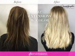 great length hair extensions great lengths hair extensions denver before and after pictures