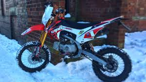 road legal motocross bikes how to make a pitbike road legal youtube