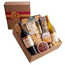 Wine And Chocolate Gift Baskets Christmas Gifts Edible Gifts Plus
