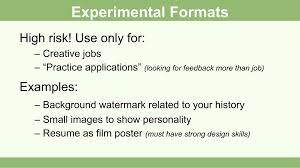 Images Of Job Resumes How To Write A Neat Resume 13 Steps With Pictures Wikihow