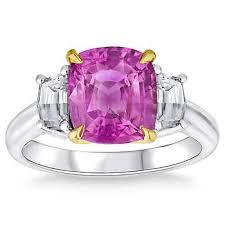 pink gemstones rings images Gemstone rings costco