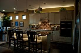 Luxury Kitchen Lighting Best Kitchen Undercabinet Lighting For Modern Kitchen Design Using