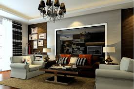 wall partition design for living room 3d house