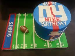 the 25 best ny giants cake ideas on pinterest new york giants