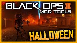 black ops 3 custom zombies insane halloween map new custom