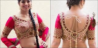 blouse pic blouse back neck designs top 54 trendy designs