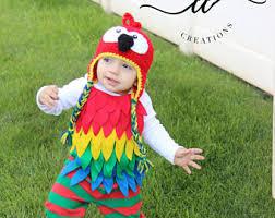 Halloween Costumes Parrots Parrot Costume Baby Costume Baby Halloween Costume Blue