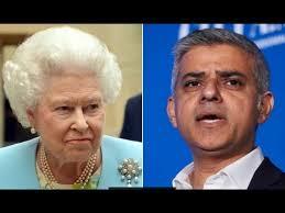 Queen Elizabeth Donald Trump Sadiq Khan U0027s Anti Trump Attitude Gets Destroyed By Queen Elizabeth