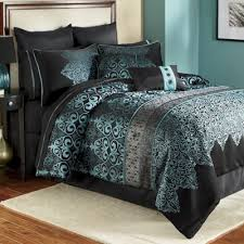 Jacquard Bedding Sets Luxury Bohemian Print Silk Satin Cotton Jacquard Bedding Sets