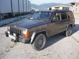 1989 Jeep Cherokee Information And Photos Momentcar