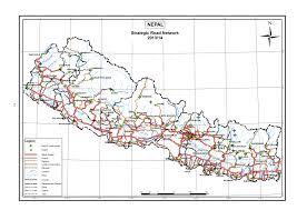 Maps Nepal by Nepal Maps Mcadd Pahar