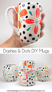 Cup Designs by Top 10 Diy Creative And Easy Mug Designs Top Inspired