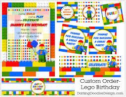 lego birthday printables printable invitations