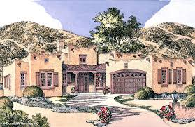 southwestern home plans southwest house plans and floor plans don gardner