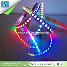 dmx led strip lights programmable individual pixels led strip light programmable