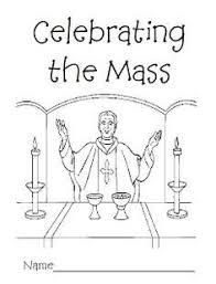 66 pray learn mass images catholic mass