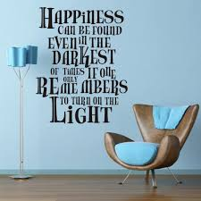 wall decals stickers home decor home furniture diy motivation wall decal happiness can be found vinyl movies quote removable decor