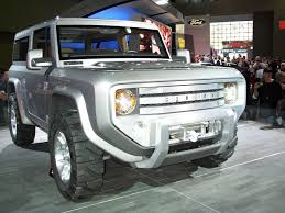 Ford Raptor Bronco - file ford bronco concept jpg wikimedia commons