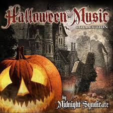 free halloween stationery background midnight syndicate halloween music collection amazon com music
