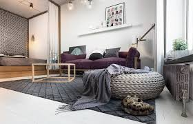 Apartment Inspiration Two Takes On The Same Super Small Apartment