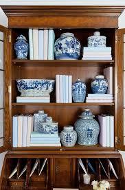Blue Bookcases 167 Best Styling Bookshelves Images On Pinterest Styling