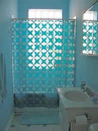 Turquoise Shower Curtains Turquoise Shower Curtain Panels Affordable Modern Home Decor