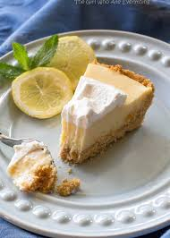 lemon pie the who ate everything
