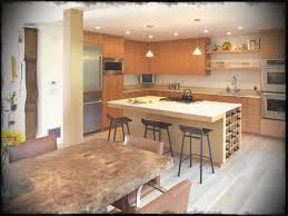 free standing island kitchen free standing kitchen islands with breakfast bar archives the