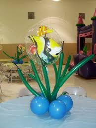Under The Sea Centerpieces by 68 Best Under The Sea In 3d Images On Pinterest Balloon Ideas