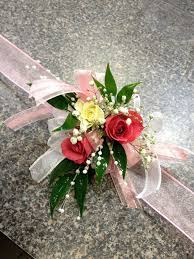 Wrist Corsages For Prom 21 Best Color Ific Prom Corsages Images On Pinterest Prom