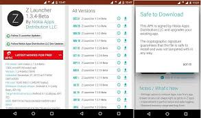 android apk version how to install version of an android app droidviews