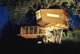 Treehouse Cleveland - treehouses built by architects treehouse design ideas thrillist