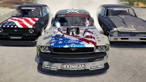 hoonigan mustang drifting hoonigan car pack coming to forza horizon 3 forza motorsport 7