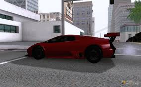 Lamborghini Murcielago Need For Speed - lamborghini murcielago r sv gt1 tt for gta san andreas