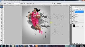 tutorial double exposure photoshop cs3 editing simple with adobe photoshop cs3 youtube