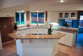 kitchen islands with sinks island cooktop island and sink remodel ideas