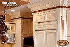 kitchen cabinet molding ideas cabinets showplace moldings and trim