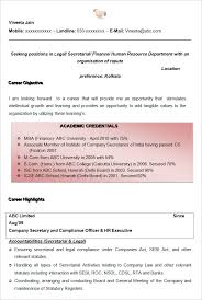 Sample Hr Executive Resume by Resume Templates U2013 127 Free Samples Examples U0026 Format Download