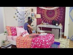 How To Decorate My Room Without Buying Anything Home Decor Items by How To Decorate Your Dorm Room Youtube