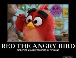 Angry Bird Meme - cute little red meme by critterz11 on deviantart