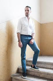 What To Wear With Light Jeans The Light Blue Chinos You U0027ll Want To Wear All Year By Brian Sacawa