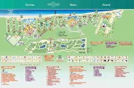 grand map pdf the grand at moon palace riviera transat