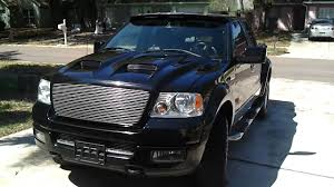 Ford F150 Truck 2005 - 2005 ford f150 fx4 youtube