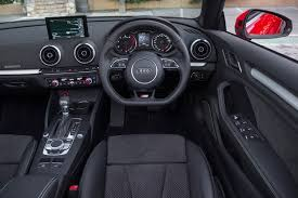 Audi S3 Interior For Sale Richard Hammond Audi A3 Cabriolet Convertible Turns Up The Heat