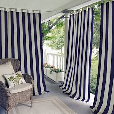balcony curtain com outdoor curtains patio lawn garden