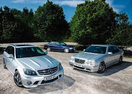 ownership mercedes benz c36 amg w202 e55 amg w210 and c63 amw
