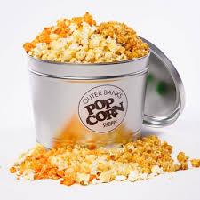 gourmet popcorn flavors